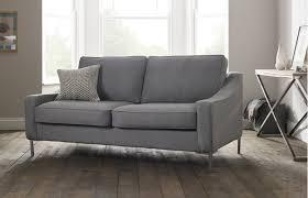 Hilary Modern Fabric Sofa - Fabric modern sofa