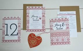 Christmas Wedding Invitations Wedding Invitations Christmas Wedding Stationery