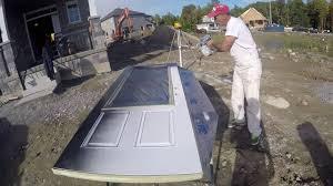 how to spray an exterior door how to paint an exterior door