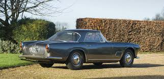 maserati 350s 1960 maserati 3500 gt coupé revivaler