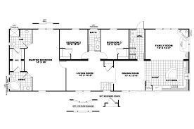 3 bedroom 2 bath mobile home floor plans manufactured home floor plan clayton gaston manor uber home