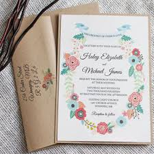 rustic chic wedding invitations rustic wedding invitation burlap wedding from of creating