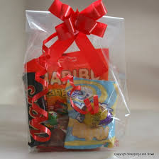 large gusseted clear cellophane gift bags 12 x 6 x 3 30 5cm x
