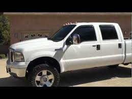2006 ford f250 diesel for sale 2006 ford f 250 crew cab 4x4 diesel leather for sale see