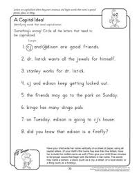 grammar worksheets first grade worksheets
