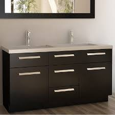 60 Bathroom Vanity Double Sink White by Project Ideas 60 Bathroom Vanity Shop Bathroom Vanities At Lowes