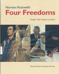 a 21st century reimagining of norman rockwell s four freedoms