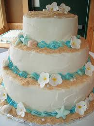 beach wedding cakes seahorse wedding cake topperivory bride and