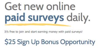 Money Making Online Surveys - make money doing paid online surveys legit list of top sites