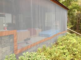 Mosquito Curtains For Porch Curtains Mosquito Curtains Do It Yourself Outdoor Residential