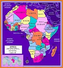 africa map countries and capitals 7 africa map countries and capitals resumed