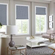 Inside Mount Window Treatments - premier roman shade blinds com