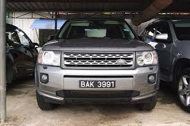 land rover freelander 1999 land rover brunei used car