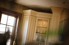 Crown Moulding Above Kitchen Cabinets Crown Molding For Cabinetry Faqs Cabinet Molding Facts
