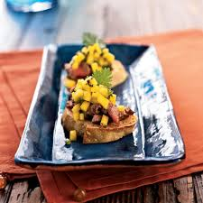 beef tenderloin menu dinner party beef tenderloin bruschetta with brown butter recipe myrecipes