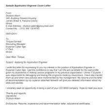 cover letter for application inspirational sle cover letter