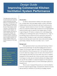 ckv hvac ventilation architecture