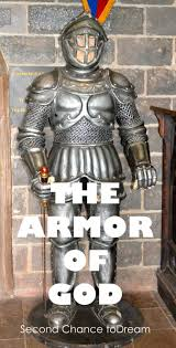 armor of god shoes of peace peace