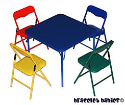 Folding Childrens Table And Chairs Children S Folding Table Folding Chairs Furniture