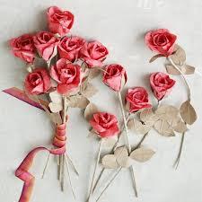 paper flowers paper flowers west elm