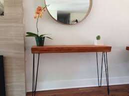mid century modern entry table mid century modern entry table unbelievable traversetrial home