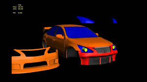 nissan altima coupe montreal rfactor 2 nissan altima v8 supercar youtube