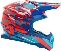 red motocross helmet acerbis impact 3 0 motocross helmet helmets offroad red blue