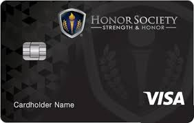 honor society rewards credit card launch honorsociety org