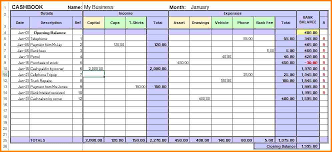 9 bookkeeping ledger single entry 6 columns template ledger entries