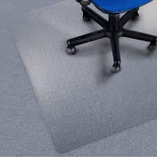 tapis de sol bureau protection sol bureau parfait pour votre moquette au bureau au