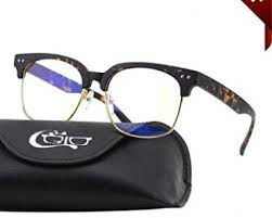 Blue Light Blocking Glasses Review Cgid Ct12 Blue Light Blocking Glasses Anti Glare Fatigue