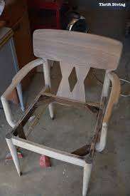 can i save this mid century modern chair makeover