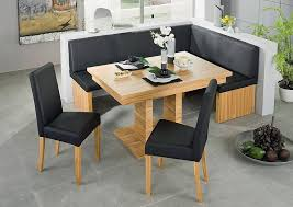 Corner Nook Kitchen Table Sets by Survey Kitchen Wooden Corner Bench With Cushion And Unfinished
