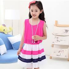sale 2015 new 4 14 yrs girls summer dress top quality