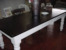 farmhouse table seats 10 large 7 7 country chic alabama farm table seats 8 10 just fine