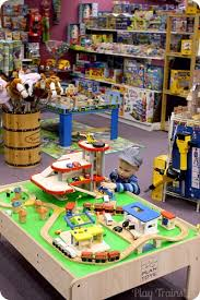 table toys play table learning sprout toys tacoma toy store train tables