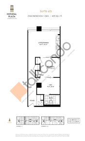 floor plan agreement imperial plaza condos talkcondo