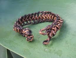 bracelet cord beads images Hand made bracelet men 39 s bracelet braided brown leather cord jpg