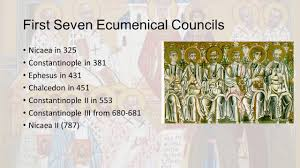 Council Of Constantinople 553 Tradition And Scripture Reformation Period Question Of Who Should
