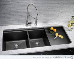 Triple Basin Kitchen Sink by Triple Bowl Sink Stunning Three Compartment Kitchen Sink Home
