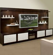 modern living room display cabinet shelving units modern living