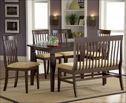 Wooden Bench Seat Designs by Dining Table With Bench Seats Banquette Corner Bench Seat With