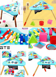 wooden activity table for wooden activity table baby table designs