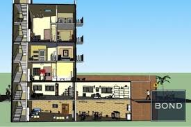 3 Storey Commercial Building Floor Plan 4 Storey Residential Building Floor Plan U2013 Modern House