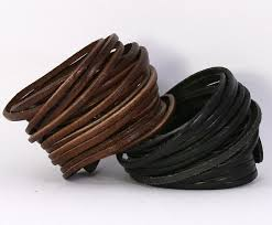 leather cuff wrap bracelet images Genuine leather wrap bracelet multi strand leather cuff bangle jpg