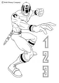 ranger coloring pages hellokids