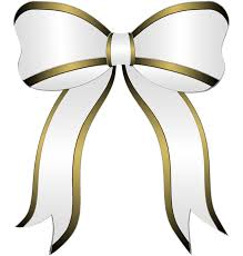 party ribbon white bow gift party free image on pixabay