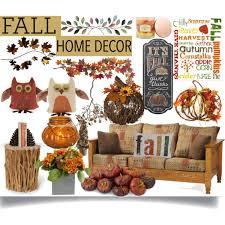 Fall home decor 2 Polyvore