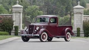 Vintage Ford Truck Apparel - 1935 ford pickup w18 dallas 2012