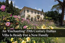 George Clooney Home In Italy As Italian Home Prices Slide Is It Time To Buy A Slice Of La